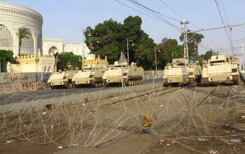 Egypt general calls for pro-military demonstrations