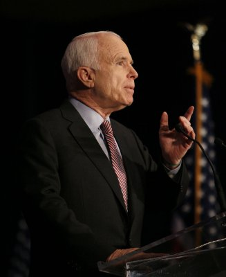 Terrorism issue has pitfalls for McCain