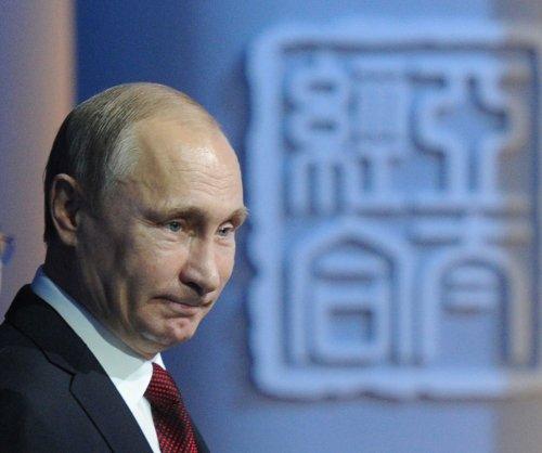 Russia's Putin sends birthday telegram to President Obama