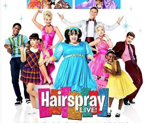 'Hairspray Live!' first footage revealed featuring Ariana Grande, Jennifer Hudson and Derek Hough