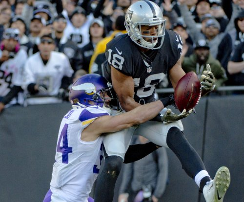 Buffalo Bills sign ex-Oakland Raiders WR Andre Holmes