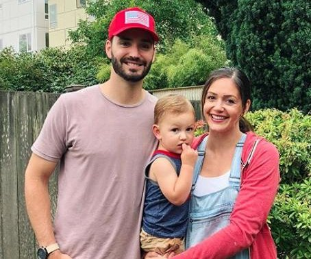 'Bachelorette' alum Desiree Hartsock expecting second child