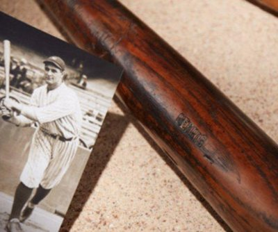 Bat from New York Yankees legend Lou Gehrig sells for more than $1M