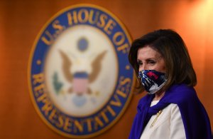 House Republicans sue Pelosi to block proxy voting amid pandemic