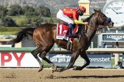 Life Is Good soars to Kentucky Derby favorite role