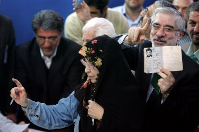 Iran election may decide war or peace for Middle East