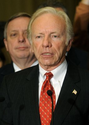 Anger with Lieberman in Conn. fading?