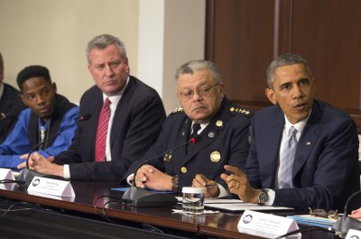 Ferguson activists express frustration after meeting with President Obama