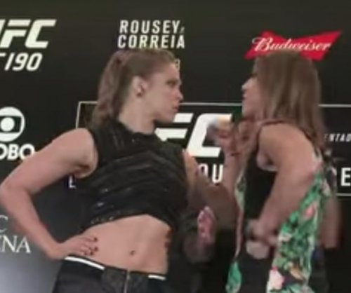Ronda Rousey riled for Bethe Correia, statement fight