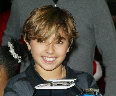 Hayden Panettiere's little brother, Jansen, is all grown up