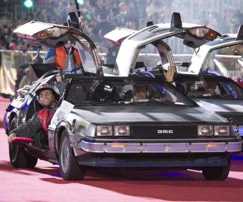 Man in DeLorean pulled over driving 88 mph, not 'trying to time travel'