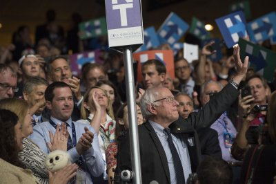 Bernie Sanders advises Hillary Clinton: Stick to the issues