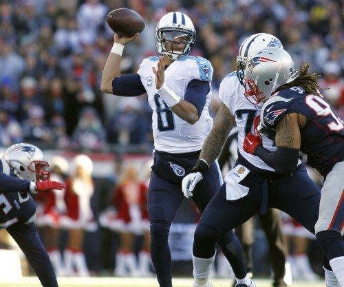 Jacksonville Jaguars stun Tennessee Titans as Marcus Mariota carted off with broken leg