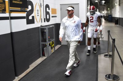 Alabama's Lane Kiffin on National Championship game: If I wanted to coach, I would have