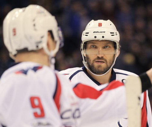 Washington Capitals score seven again, rout St. Louis Blues
