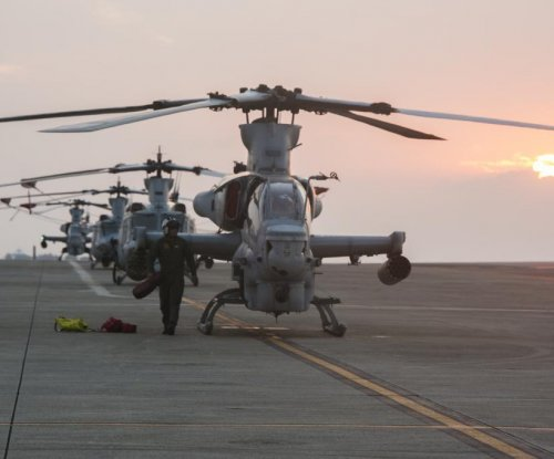 U.S. Navy purchases 25 more AH-1Z helicopters