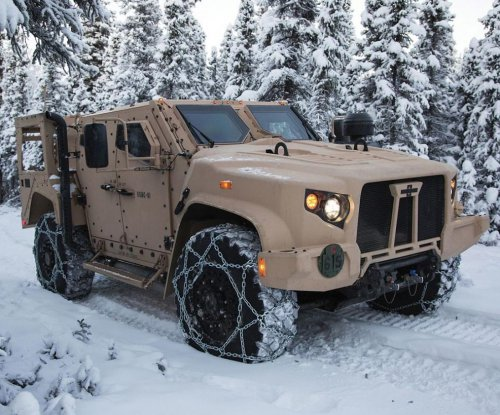 Britain approved for $1.035 billion U.S. military vehicle buy