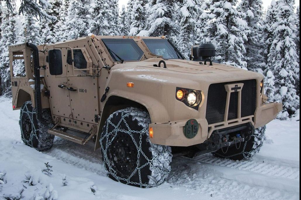 Great Britain approved for U.S. military vehicle buy - UPI.com