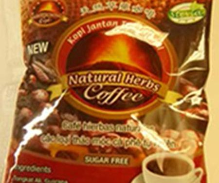 Stiff drink: Coffee recalled due to Viagra-like ingredient