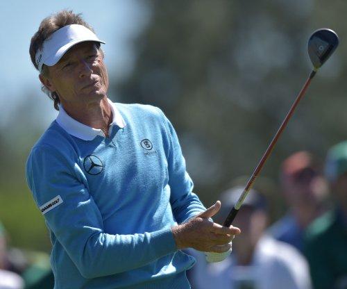 PGA: Bernhard Langer builds 4-shot lead in Senior Open