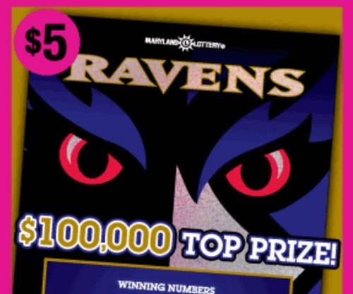 Patriots fan wins $100,000 from Ravens lottery ticket