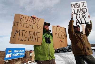 Bundy trial embodies everything dividing America