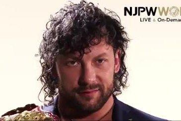 Kenny Omega defeats Chris Jericho at NJPW's Wrestle Kingdom 12