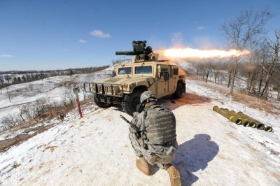 Raytheon to provide Army with improved target acquisition systems