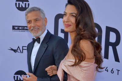 George Clooney receives the AFI Life Achievement Award