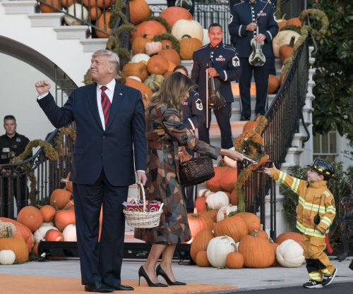 Halloween: the best of times in Trumpworld, scary for everyone else