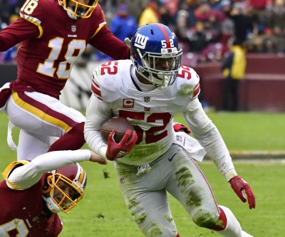 New York Giants cut captain Alec Ogletree