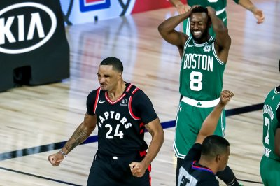 Raptors outlast Celtics in double overtime to force Game 7
