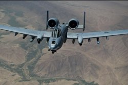 Air Force postpones plan to move A-10s, HH-60s to Arizona base