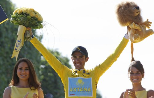 Contador lengthens lead, win seems set