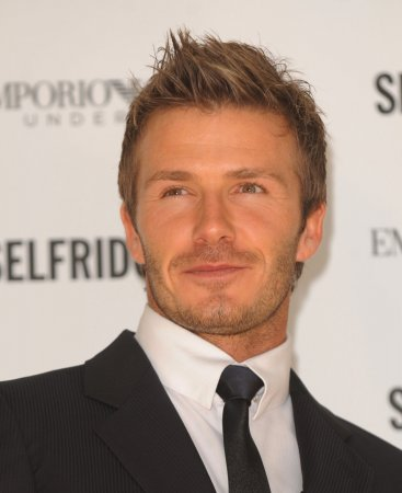 Beckham books first visit to 'The View'