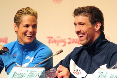 Phelps leaves talk of records to others
