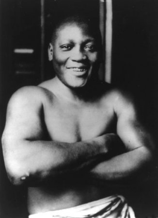 Pardon sought for champ Jack Johnson