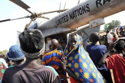 U.N. 'distressed' by violence in Darfur