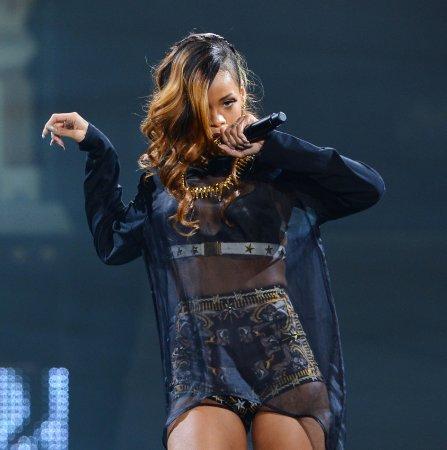 Ailing pop star Rihanna is not pregnant