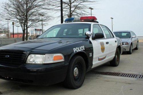Man charged with impersonating officer for making Maserati look like a police cruiser