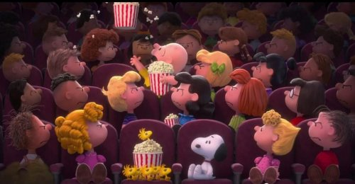 Snoopy faces the Red Baron in new 'Peanuts' trailer