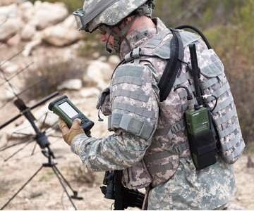 Marines order Harris Falcon III radio systems