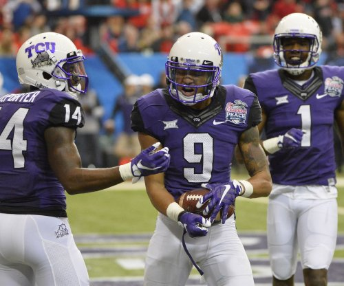 TCU football: Josh Doctson catches fire for No. 4 Horned Frogs