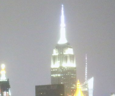 Man crashes drone into 40th floor of Empire State Building