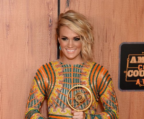 Carrie Underwood, Cam and Chris Stapleton up for CMT Awards