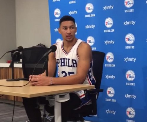 Top pick, Philadelphia 76ers' F Ben Simmons, breaks foot