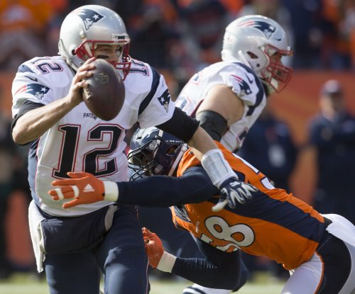 As usual, Denver Broncos-New England Patriots matchup is pressure-packed