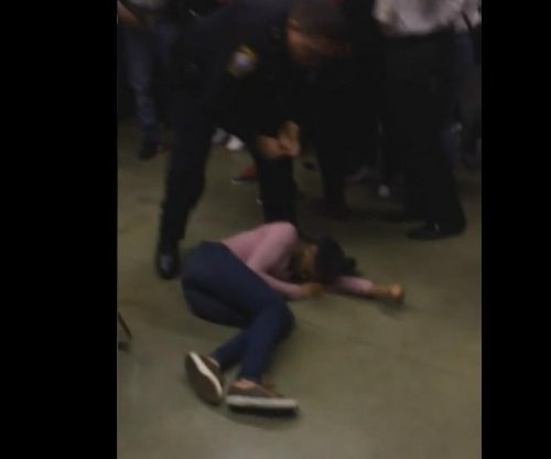 N.C. cop who slammed female student to ground placed on paid leave