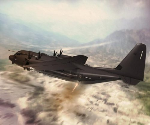 Lockheed debuts C-130J variant for special operations forces