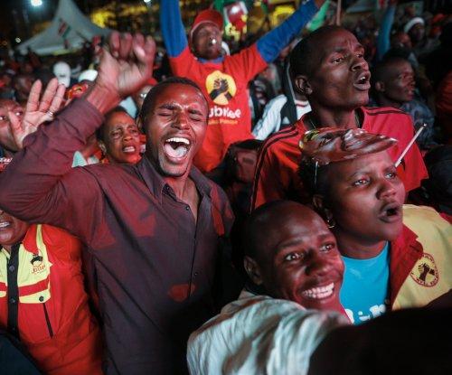 Kenyatta re-elected as president of Kenya